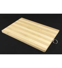 6005-8 Доска бамбук разделочная 20*30