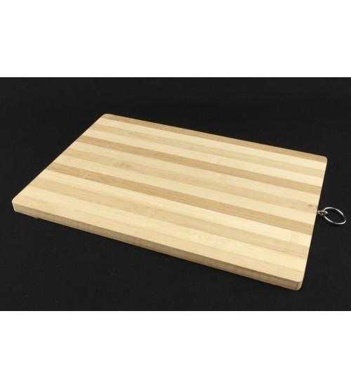 6005-1 Доска бамбук разделочная 24*34