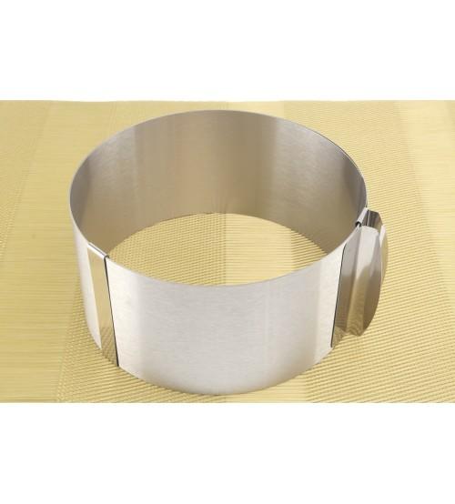 612LC Форма складная круглая Нерж.сталь