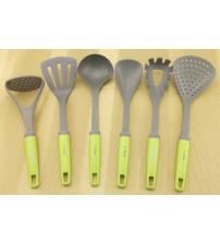 0228 Кухонный набор 7 предметов с силикон. ручками