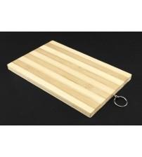 6005-9 Доска бамбук разделочная 26 х 16