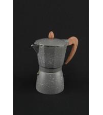 2085 Кофеварка  Алюминий 6 чашек