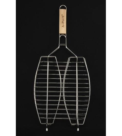 1888 Решетка для рыбы гриль 31 х 26 см (2 секции)