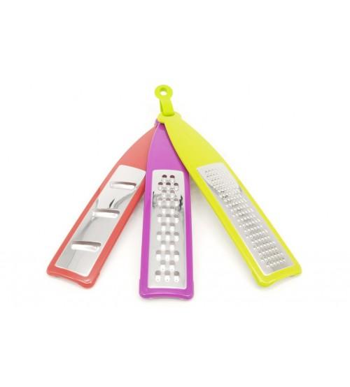1021 Терка (8) нерж. сталь зеленая