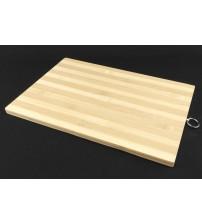 6005-11 Доска бамбук разделочная 36*26 NEW