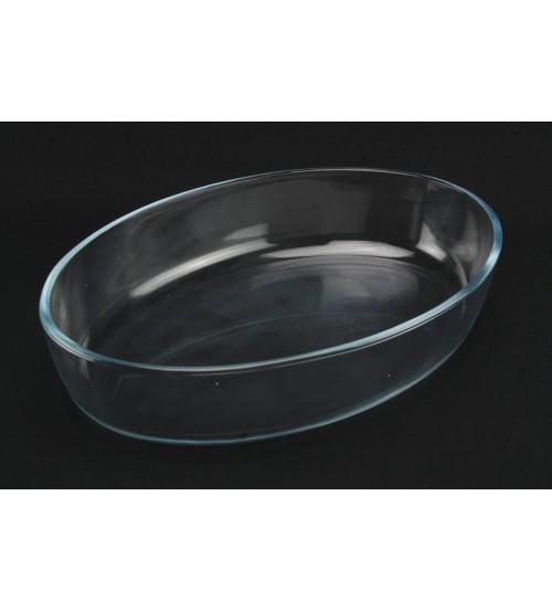 4003 Противень,овальный стекло