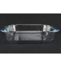 4005 Противень,квадратный стекло/ручки