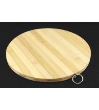 6005-3 Доска бамбук разделочная 25 х 25