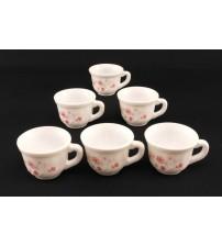 1872 Набор кофейных чашек 6 шт, 85мл