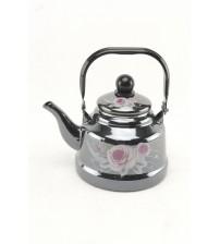 1341 Чайник эмалированный 1,1 л