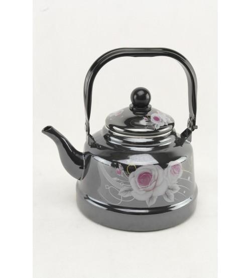 1342 Чайник эмалированный 1,7 л