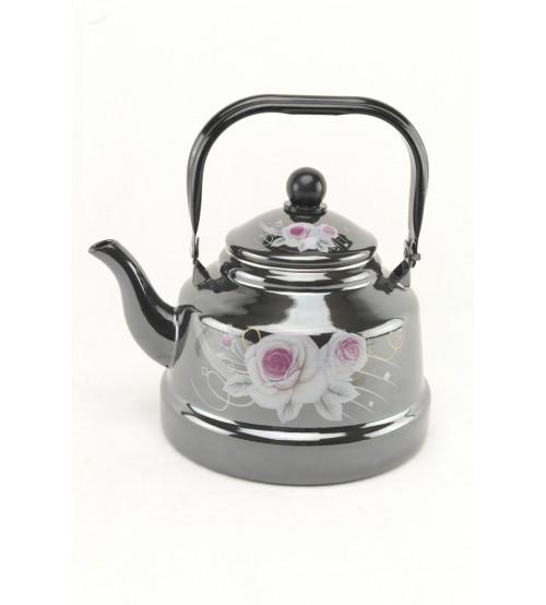 1343 Чайник эмалированный 2,5 л