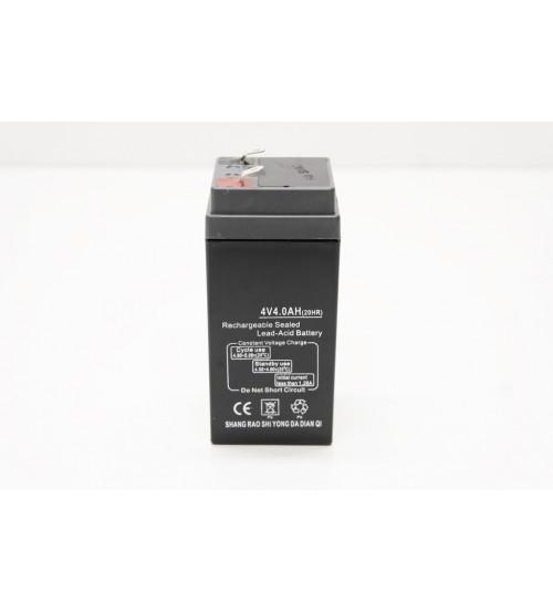 4V4AH Аккумуляторная батарея 4В 4000мА/ч