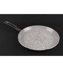 1511 Сковорода для блинов 24 см м/к