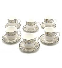 165 CS Набор чайный 12 предметов