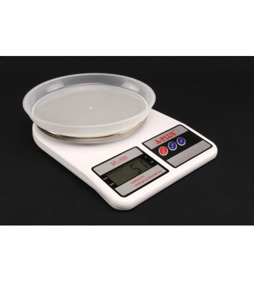 1679 Весы кухонные с чашей 10 кг