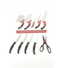 341 KN Набор профессиональных ножей для кухни 11предметов