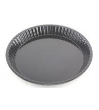 1138 Форма для выпекания (пирог) 25х3см диамантовое покрытие
