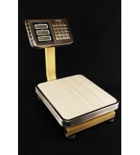 1678 Весы торговые 60 кг/4 V NEW