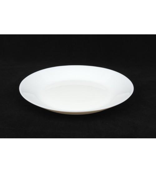 1867 Тарелка круглая мелкая 190 х 20мм