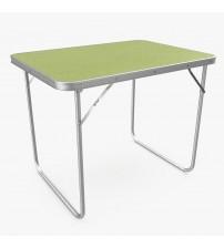 6002 Стол складной для пикника алюминиевый 80 х 60 х 70 см