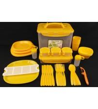 65 OM Столовый набор для пикника 12 предметов