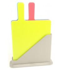 03 EH Набор разделочных досок 3 шт (пластик)