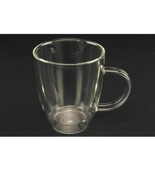 7005 GB Чашка стекло 310 мл capuchino