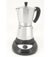 2090 Электрическая кофеварка гейзер 6 чашек