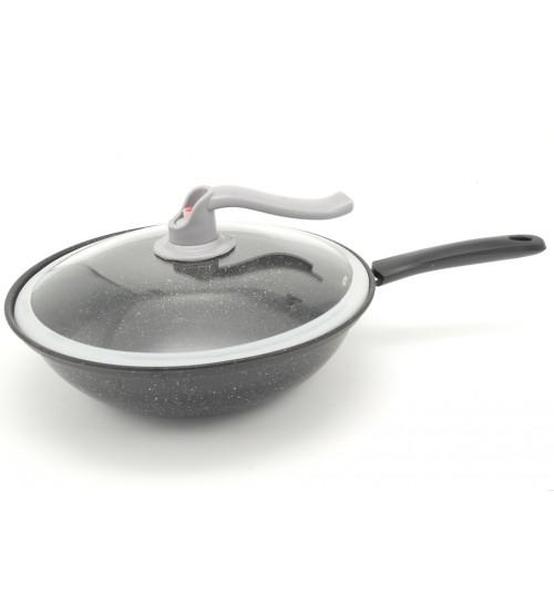 591 PP Вакуумная сковорода Wok 32 см