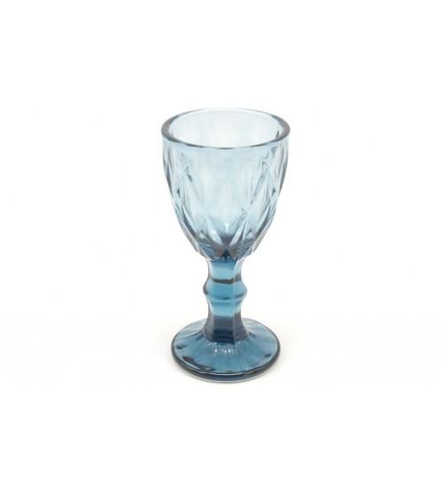 9057/1502 DL/ Blue Рюмка стекло 40 мл
