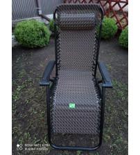 60 T Складное кресло для отдыха 60 х 178 х 102 см