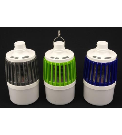 858 NF Лампа ловушка для комаров уничтожитель насекомых