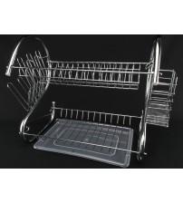 1154 Сушилка для посуды (2 яруса)