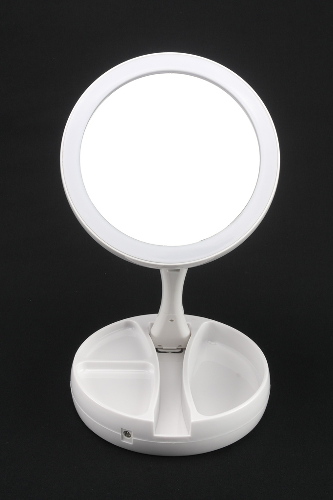 001 M Зеркало косметическое c подсветкой (USB) ОПТОМ от производителя ⭐A-PLUS⭐ в Украине